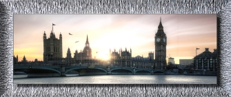 BIG BEN AT DAWN - Argento