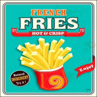 FRIES Tiffany