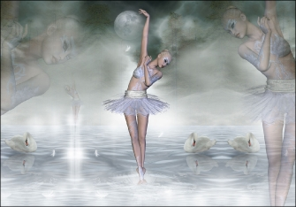 DANCING WITH THE SWANS
