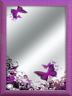 SHARON BUTTERFLY Fucsia
