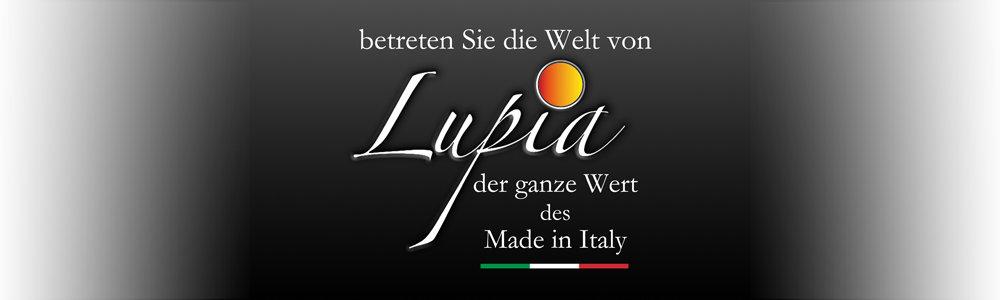 Betreten Sie die Welt von Lupia