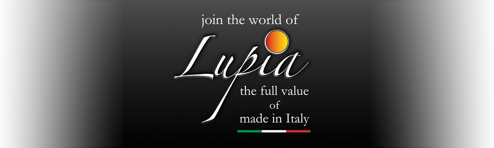 Join the world of Lupia
