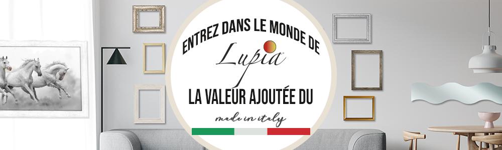 Entrez dans le monde de Lupia